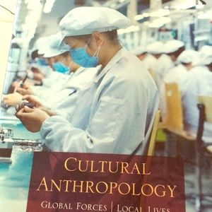 Other - Cultural anthropology college book.